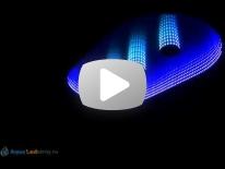 Потолочная панель с эффектом бесконечности Infinity (зональное управление)