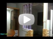 Водно-пузырьковые колонны как перегородка
